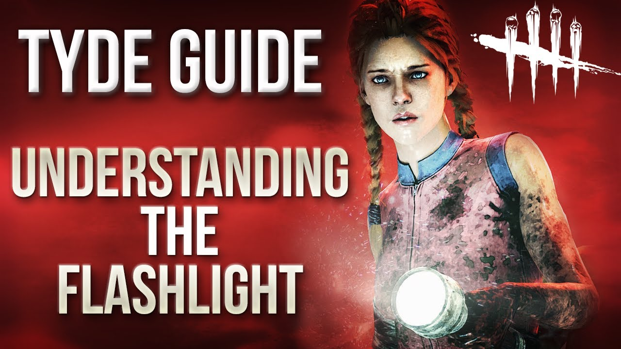 dead by daylight flashlight guide