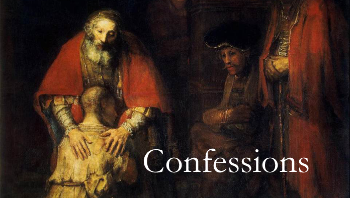 confession guide for young adults