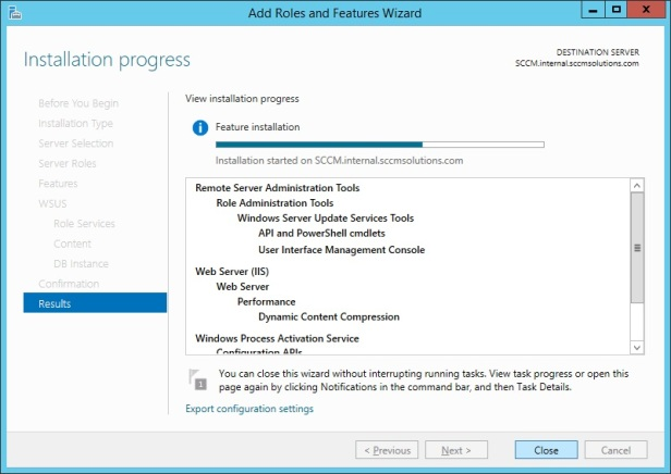 sccm step by step installation guide