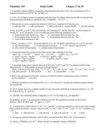 chapter 16 energy and chemical change study guide answers
