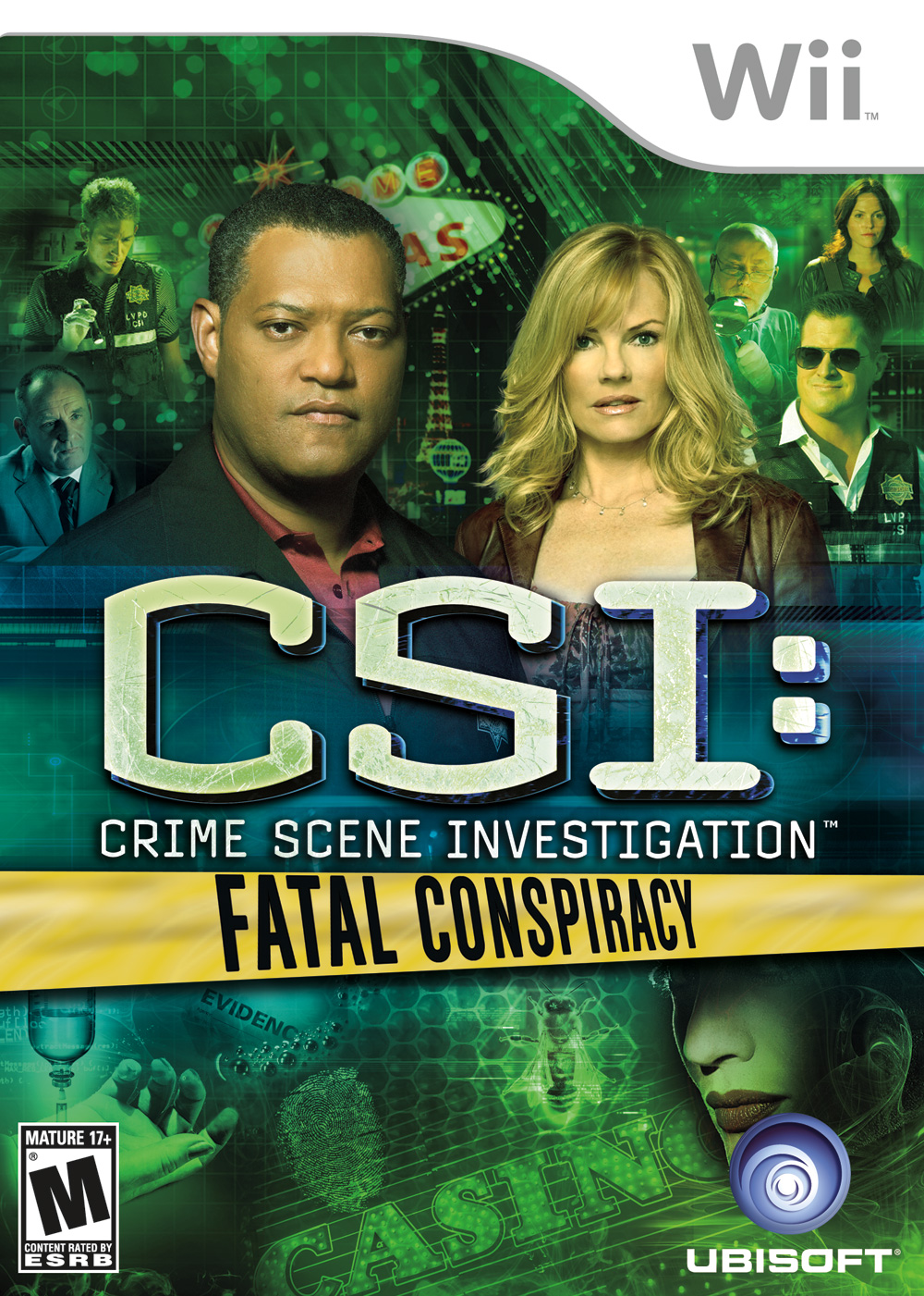 csi fatal conspiracy trophy guide