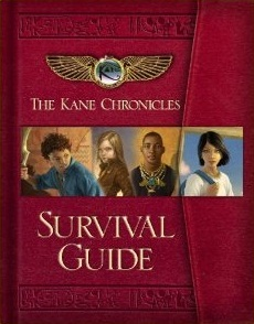 the kane chronicles survival guide read online