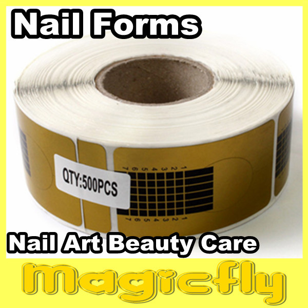 nail art tips extension forms guide