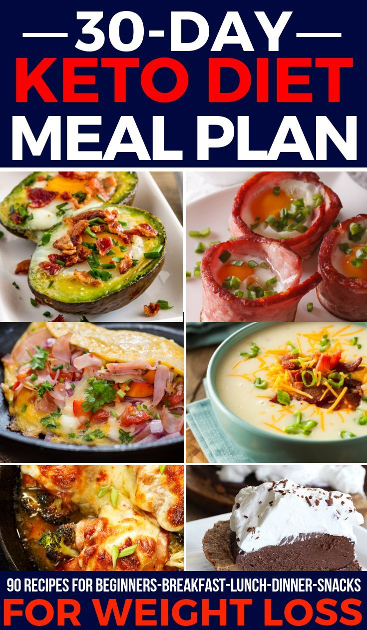 perfect portions meal plan & recipe guide