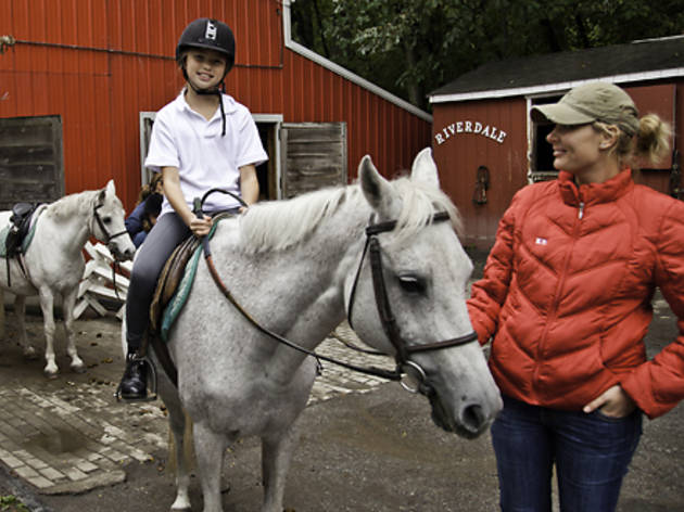 guided horseback riding in virginia