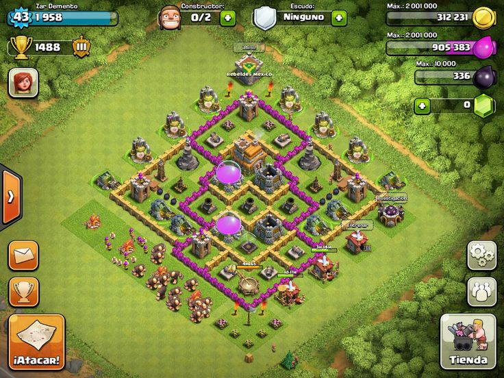 clash of clans level up guide
