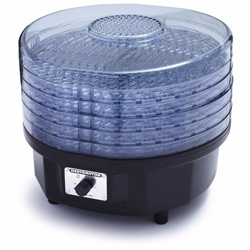 waring pro dehydrator temperature guide