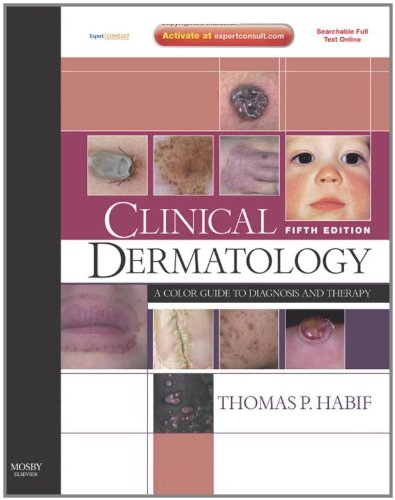 clinical dermatology a color guide to diagnosis and therapy
